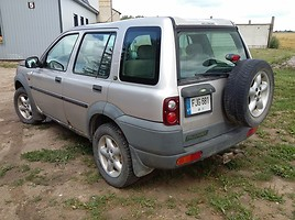 Land Rover Freelander I 1999 m dalys