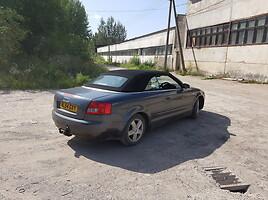 Audi Cabriolet Kabrioletas 2004