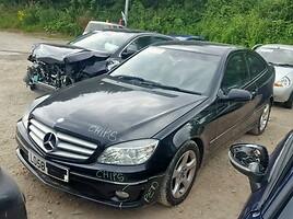 Mercedes-Benz Clc 220 2009 m dalys
