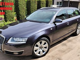 Audi A6 Дизель  2007 г C6 TDI Multitronic
