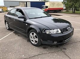 Audi A4 2002 m dalys