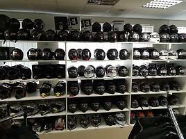 Shoei, Caberg, Shiro, Agv helmets