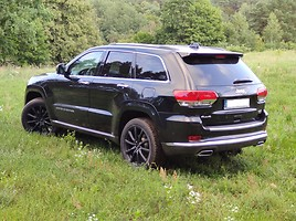 Jeep Grand Cherokee Dyzelinas  2017 m CRD