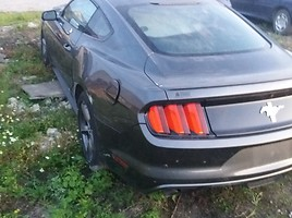 Ford Mustang 2016 m dalys