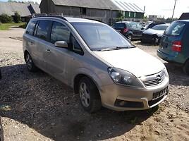 Opel Zafira B Vienatūris 2007