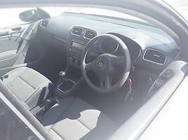 Volkswagen Golf VI 2010 m dalys