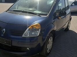 Renault Modus Dyzelinas  2005 m Hečbekas