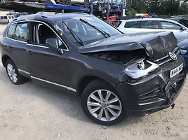 Volkswagen Touareg II 2012