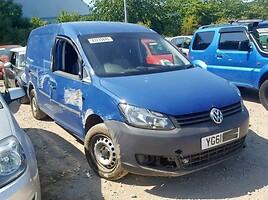 volkswagen caddy iii 2012