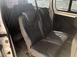 Fiat Scudo 2009 m dalys