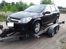Opel Astra II Universalas 2009