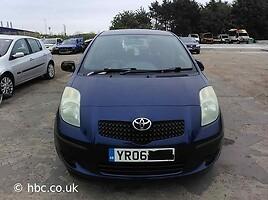 Toyota Yaris II Coupe 2006