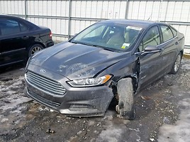 Ford Fusion 2015 m dalys