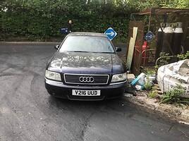 Audi A8 D2 2001 m dalys