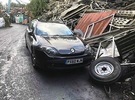 Renault Laguna III 2010 m dalys