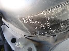 Bmw 730 Ld 2007 m dalys