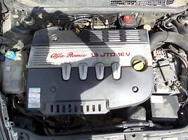 Alfa-Romeo Gt 2004 m dalys