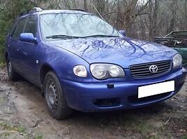 Toyota Corolla Seria E11 E11 Hečbekas 2000