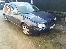 volkswagen golf iv Hečbekas 2000