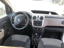 Dacia Dokker 2014 m dalys