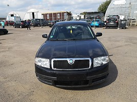 skoda superb i Sedanas 2004