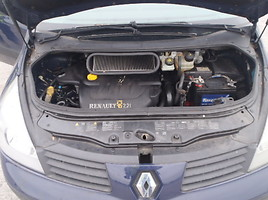Renault Grand Espace 2005 m dalys