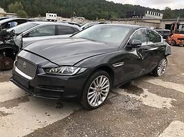 jaguar xe Sedanas 2017