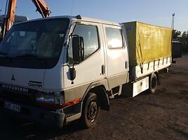 Furgonas, sunkvežimis iki 7,5t.  Mitsubishi canter 2000 m dalys