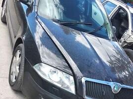 Skoda Octavia II Sedanas 2006