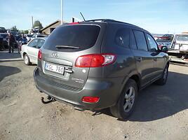 Hyundai Santa Fe II 2007 m dalys