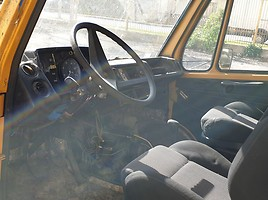 Furgonas, sunkvežimis iki 7,5t.  Mercedes-Benz 307 1987 m dalys