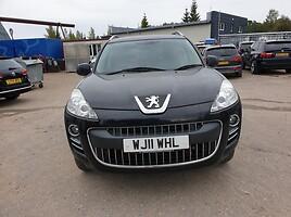Peugeot 4007 Visureigis 2011