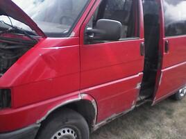 Volkswagen Transporter T4 1999 m dalys