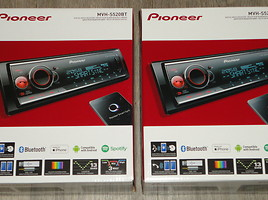 CD/MP3 grotuvas  Pioneer mvh-s520bt