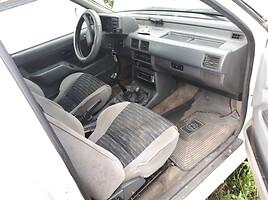 Opel Frontera 1993 m dalys