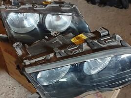 bmw3 priekines lempos  BMW Serija 3