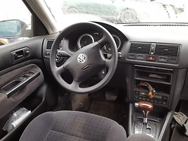 Volkswagen Golf 4 motion 2001 m dalys