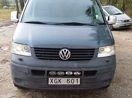 Volkswagen Transporter T1 2008 m dalys