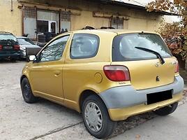 Toyota Yaris I 50 kW 1999 m dalys