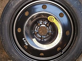 Alfa Romeo  Atsarginis ratas R17