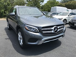 Mercedes-Benz GLC Klasė