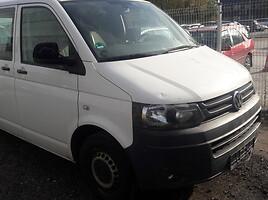 Volkswagen Transporter Krovininis mikroautobusas 2011