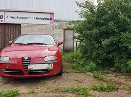 Alfa Romeo 147 1,9JTD  Hečbekas 2002