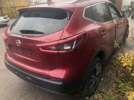 Nissan Qashqai 2018 m dalys