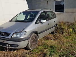 Opel Zafira A Vienatūris 2003