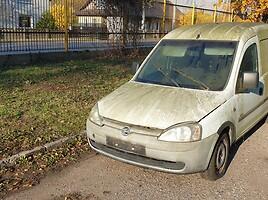 Opel Combo C 48 kW 2002 m dalys