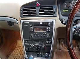Volvo S60 I D5 2005 m dalys