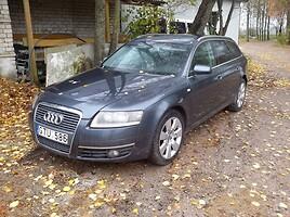 Audi A6 C6 Universalas 2006