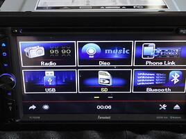 """Multimedia  Farenheit Ti-702HB Android 7"""""""