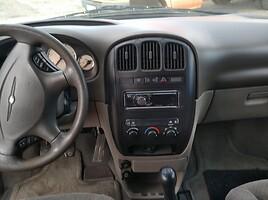 Chrysler Voyager CRD 2004 m dalys